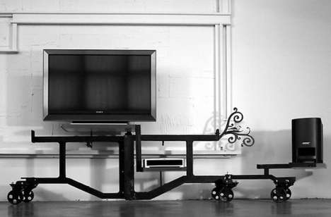 Personalized Entertainment Centers