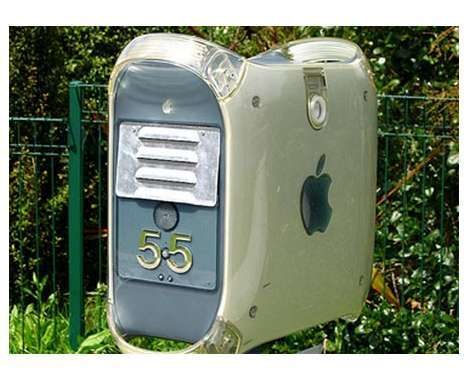 10 Modern Mailboxes