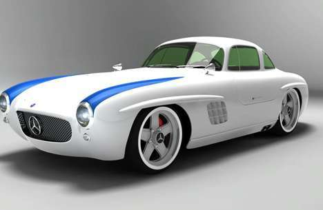 50 Mercedes-Benz Innovations