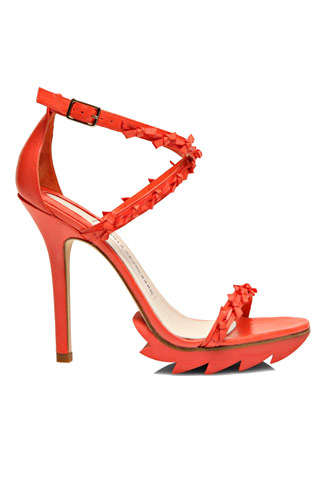 The Camilla Skovgaard Spring/Summer 2010 Shoe Collection
