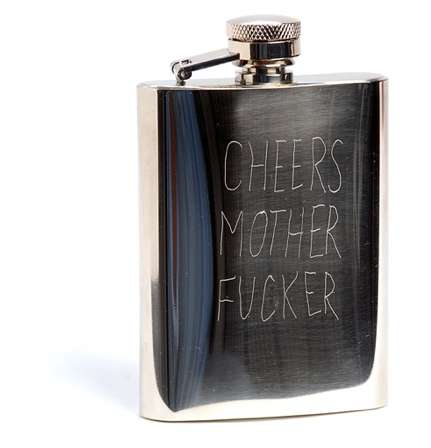 Swearing Flasks