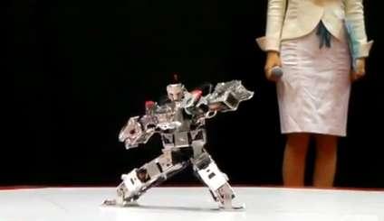Robot Dance Battles