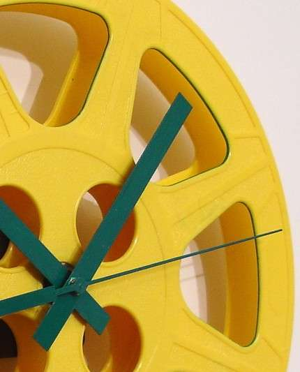 Reel Cinematic Clocks