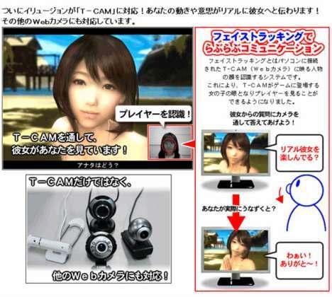 3D Virtual Dating