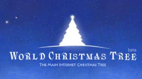 Virtual X-Mas Pines - Claim Your Place on the Web-tastic World Christmas Tree!