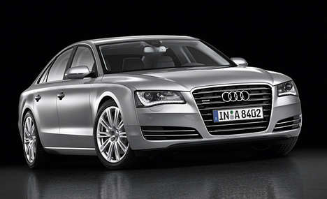 Audacious Luxury Vehicles
