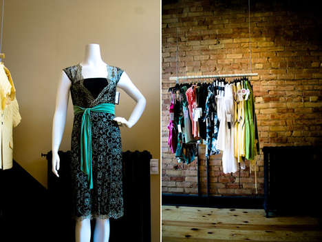 Canadian Indie Fashion - The Independent Designers Outlet in Toronto Carries 8 Labels