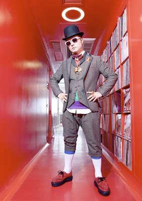 Revamped Pimp Fashion