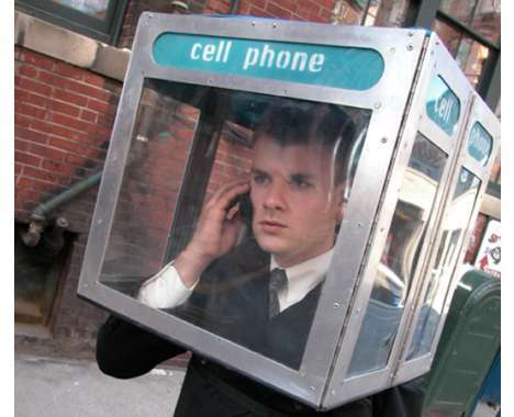 12 Phone Booth Creations