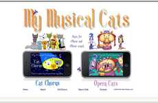 Singing Cat iPhone Apps