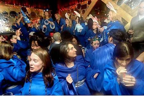 Snuggie Pub Crawls - Clearly, It Was Only a Matter of Time