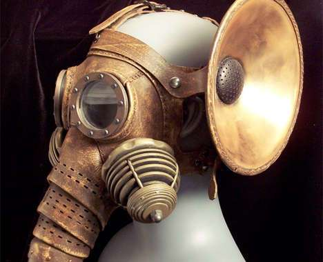 63 Steampunked Inventions