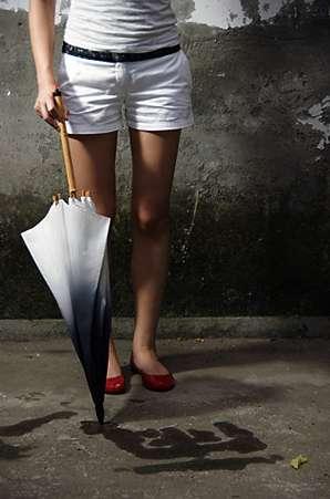 Umbrella Paintbrushes