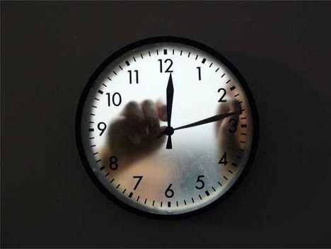 Contemporary Clock Art