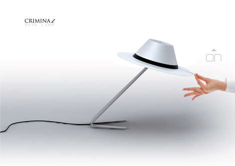 Hat-Tipping Lamps