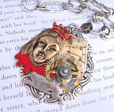 Vintage Fantasy Jewelry