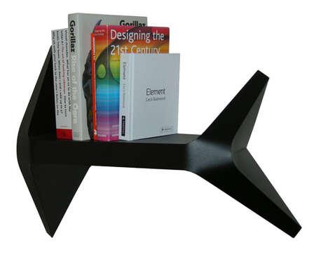 Origami Steel Shelves