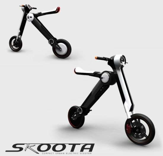 Portable Electric Scooters