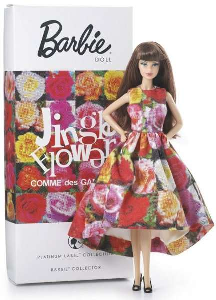 Floral Designer Dolls