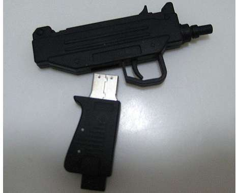 45 Disguised USB Drives