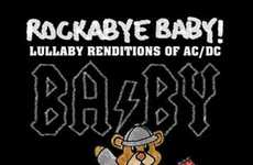 Hipster Lullaby Records - Rockabye Baby Helps Parents Give Kids a Musical Education
