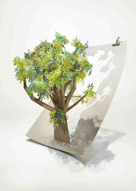 Tree-Saving Paper