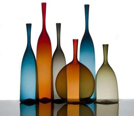 Elegant Venetian Glassware