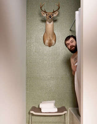 Quirky Shower Shoots