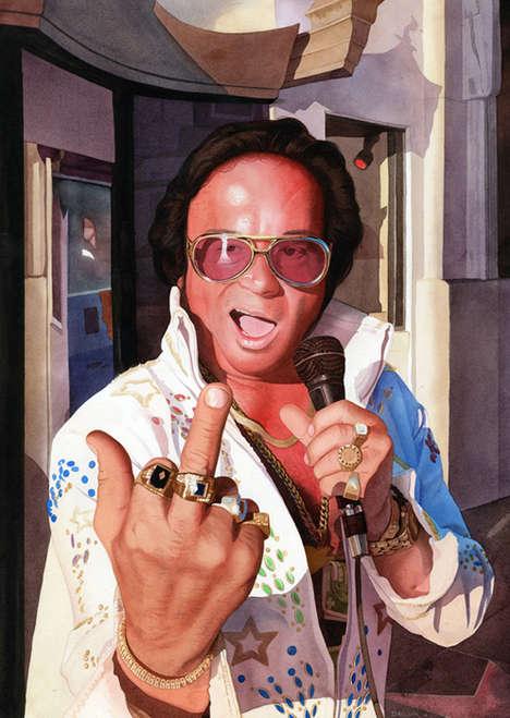 Epic Elvis Renditions