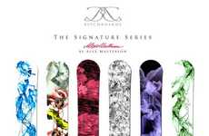 Empowering Snowboards - Boards Made for Girls That Shred
