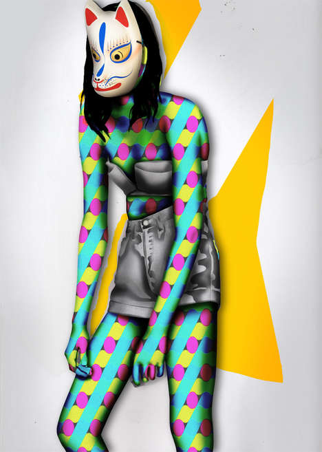Hallucination Illustrations