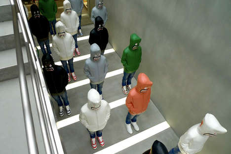 Color Coded Fashion Warriors