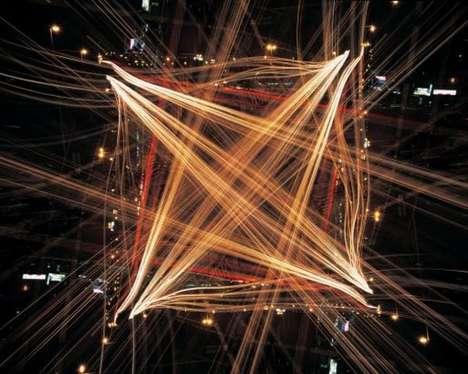 Stellar Traffictography