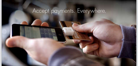 iPhone Money Apps - 'Square' Payment System Lets Any Business Take Credit Cards Instantly