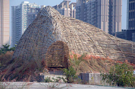 Urban Bamboo Shelters