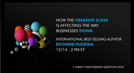 Tune in to Our Coverage of the HP Richard Florida Webcast at 2 PM!
