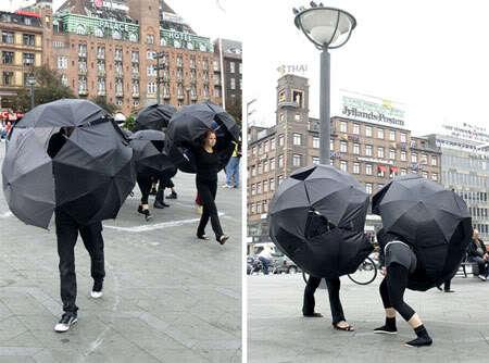 Umbrella Dancers