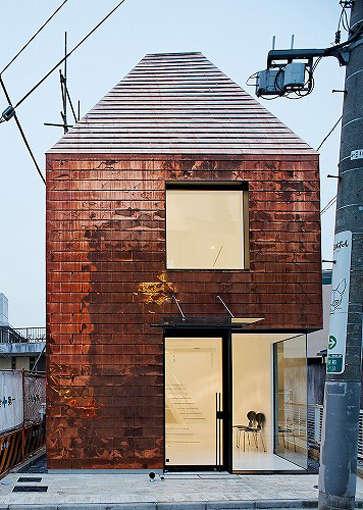 Copper Clad Houses