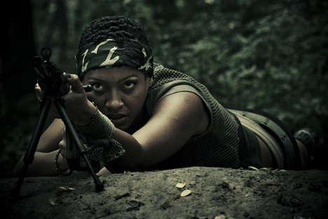 Guerrilla Jungle Shoots