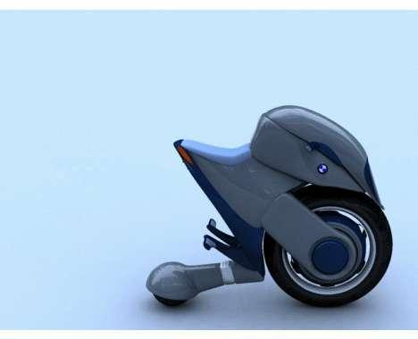 30 Eccentric Motorcycles