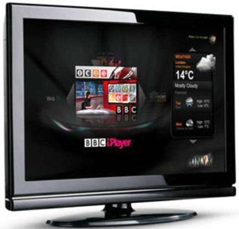 Web-Ready TVs - The Cello iViewer Brings Online Media Direct to Your Living Room
