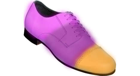 Color Changing Shoes