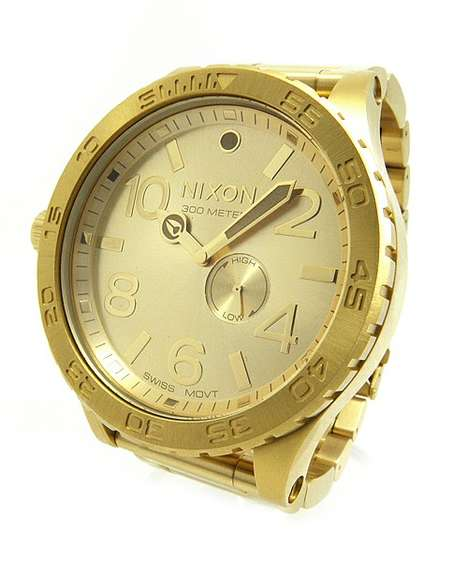 Solid Gold Time Pieces