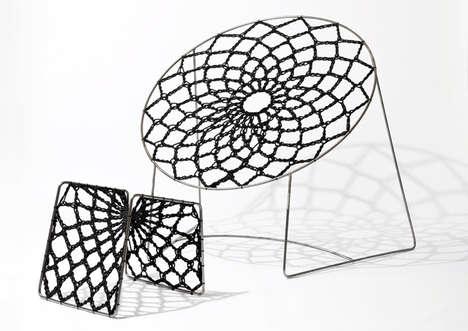 Spiderweb Seating