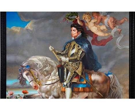 90 Artistic Paintings