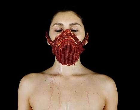 Meaty Masks