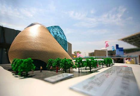 Mollusk-Like Architecture