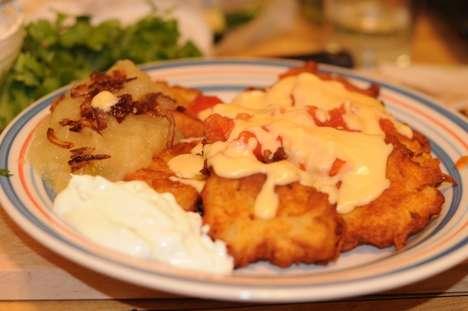 Mexi-Jewish Food Combos