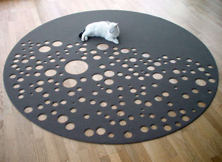 Hole Punch Rugs