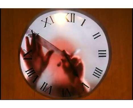 49 Eccentric Analog Clocks